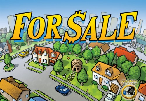 for Sale Card Game