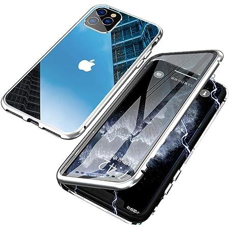 Lucasng Iphone 11 Pro Max Case 360 Degree Magnetic Elektronik