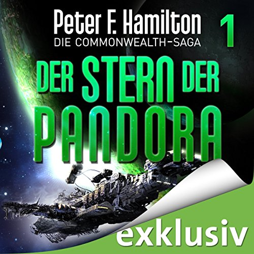 Der Stern der Pandora audiobook cover art