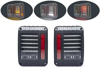 10-60V Universal Monitor de Voltaje Dual Volt/ímetro para Pickup RV ATV Coche KIMISS LED Panel digital de coche
