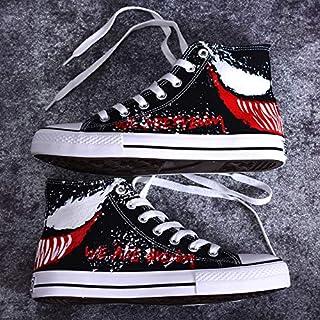 aee6fe9d005ac2 Custom Hand Painted Sneakers Custom Shoes Custom Sneakers Hi Tops  Customised Shoes Custom Hi Tops Painted