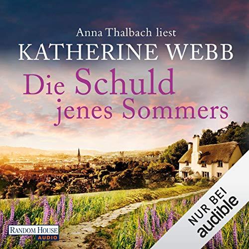 Page de couverture de Die Schuld jenes Sommers