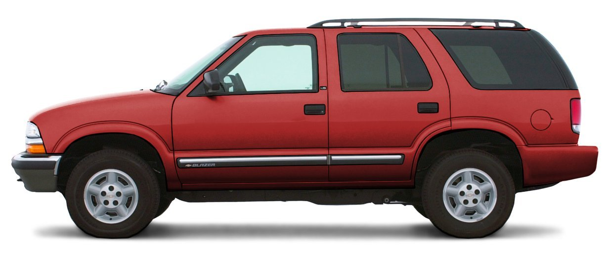 amazon com 2002 chevrolet blazer ls reviews images and specs vehicles 2002 chevrolet blazer ls 4 door victory red