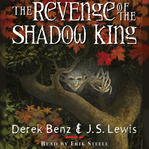 The Revenge of the Shadow King audiobook cover art