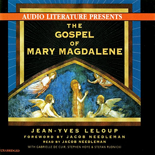 The Gospel of Mary Magdalene audiobook cover art
