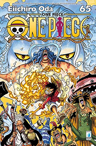 One piece. New edition (Vol. 65)