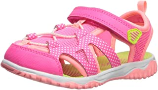 VIDA SHOES INTERNATIONAL Kids' Carter's Zyntec Boy's and Girl's Athletic Sandal Sport