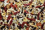 Johnston & Jeff 4kg Low Sunflower Large Parrot bird seed food sold by Trusty Pet Supplies