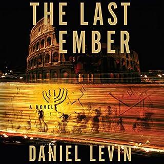 Last Ember audiobook cover art
