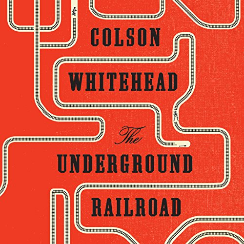The Underground Railroad audiobook cover art