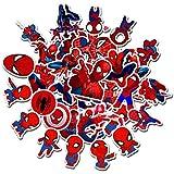DERU Graffiti Patch Adesivi, Sticker Pack, Stickers Vinili, Vintage Stickers, per Computer Portatile, Automobili, Motociclette, Bicicletta, Skateboard, Bottiglie d'Acqua, Bagagli, Chitarra (M3)