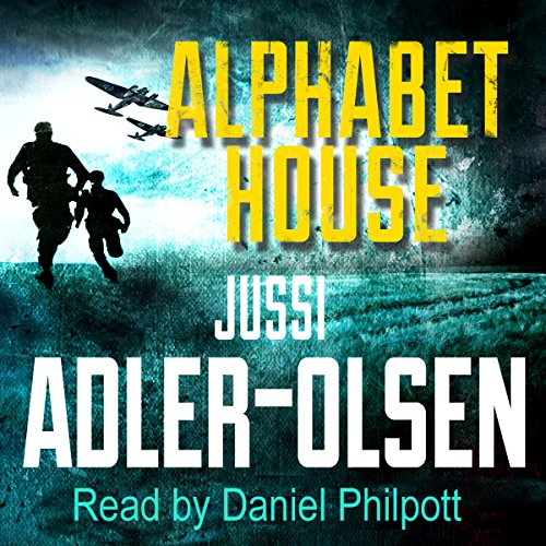 Alphabet House cover art