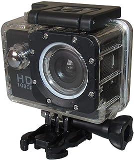 Câmera Filmadora Sports HD DV 1080P 30M Sem-Wifi - Prata