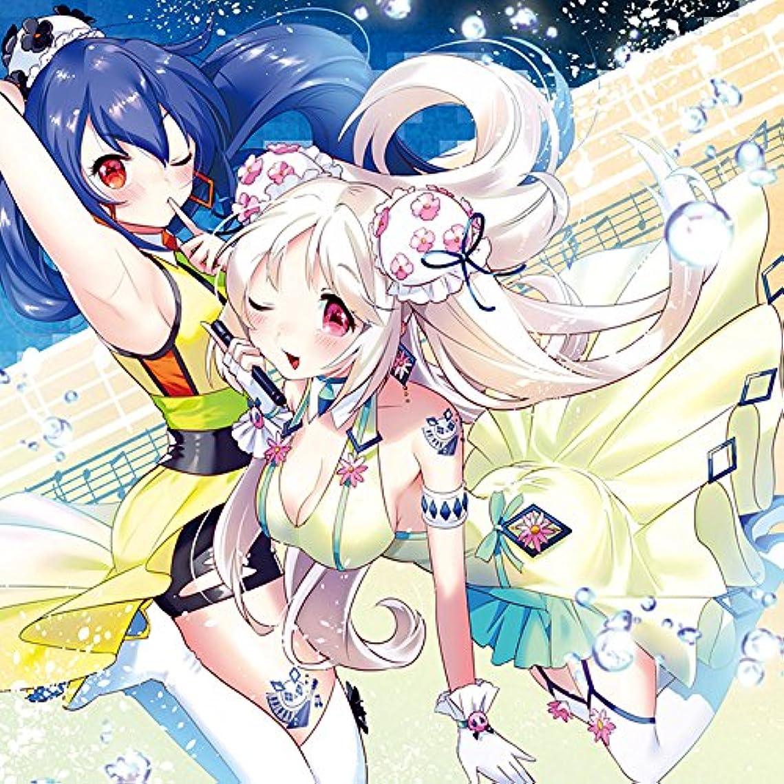 ネスト無限大セクションsolfa works best album「chronicle ~supersonic~」