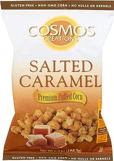 Cosmos Creations (NOT A CASE) Gluten Free Salted Caramel Premium Puffed Corn