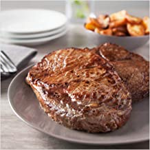 Pre, 8 (10 oz.) Ribeye Steaks – 100% Grass-Fed, Grass-Finished, and Pasture-Raised Beef