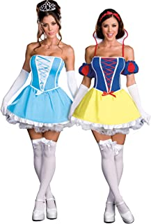 Damsels in Distress Reversible Adult Costume