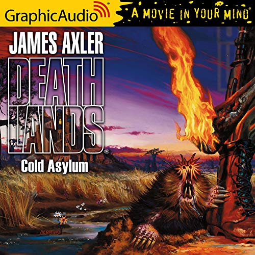 Cold Asylum  By  cover art