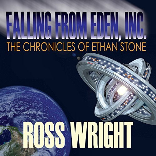 Falling from Eden Inc. audiobook cover art