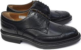 [リーガル] メンズ 蒸れない靴 15TR ウィングチップ ビジネスシューズ 本革 日本製 15TRBH Made in Japan
