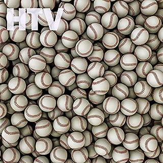 Baseball Pattern HTV, 12