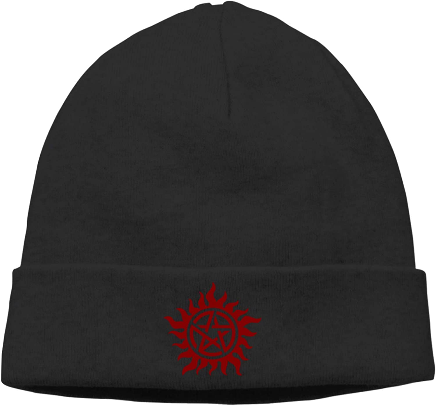 RAMWANS Scotland map Winter Beanie,Hip-hop Winter and Summer hat Loose Knitted Cap for Men and Women