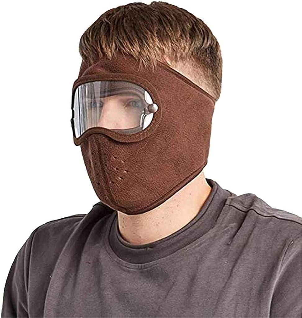 CXZ Dust-Proof Facial Protection Anti-Fog FullFace Protection Headgear Balaclava