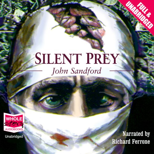 Silent Prey audiobook cover art