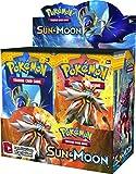 Best Pokémon booster - Pokémon TCG: Sun & Moon Sealed Booster Box Review
