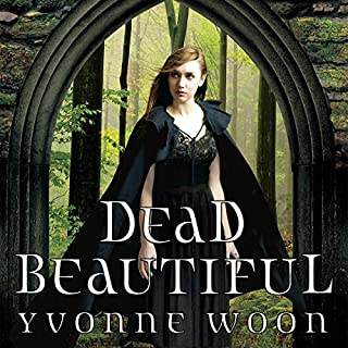 Dead Beautiful audiobook cover art