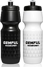 زجاجة مياه الدراجة خالية من البيسفينول 2 أوقية 2 حزمة
