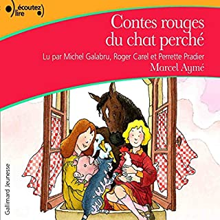 Couverture de Contes rouges du chat perché