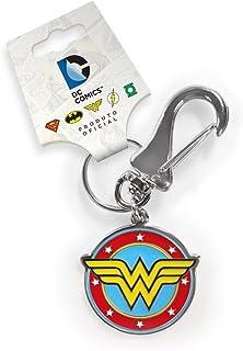 Chaveiro de Metal Power Girls Wonder Woman