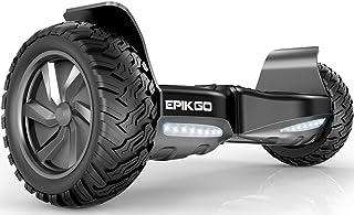 EPIKGO Self Balancing Scooter Hover Self-Balance Board – UL2272 Certified,..