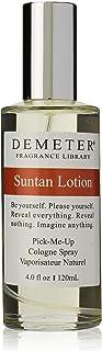 Demeter Suntan Lotion Cologne Spray for Women, 4 Ounce