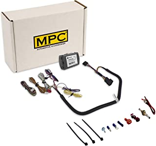 MPC Complete Factory Remote Activated Remote Start Kit for 2007-2018 Jeep Wrangler Key-to-Start - Plug-n-Play - Firmware Preloaded - Simple Fast Install
