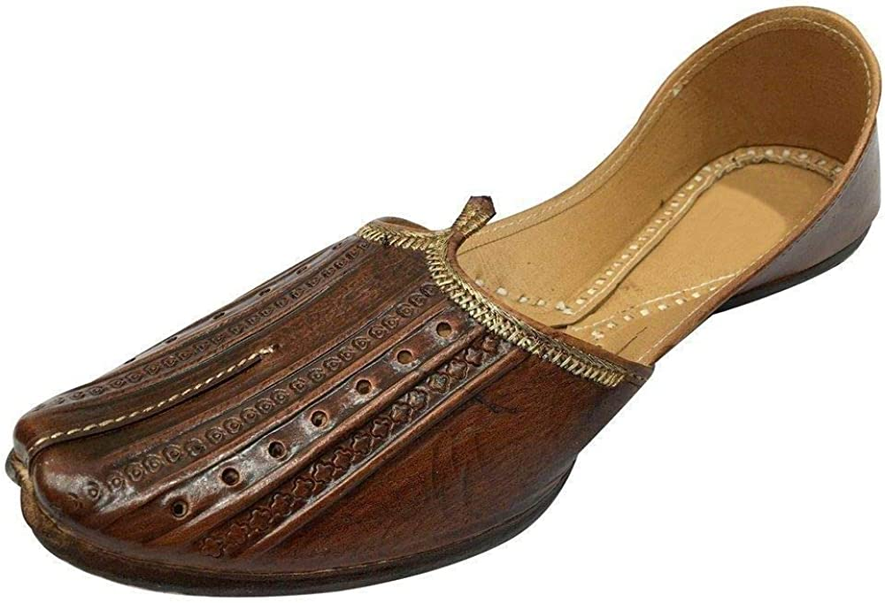 Mens Mojari Sherwani Super popular specialty store Punjabi Groom Jutti Indian Shoes Special price for a limited time