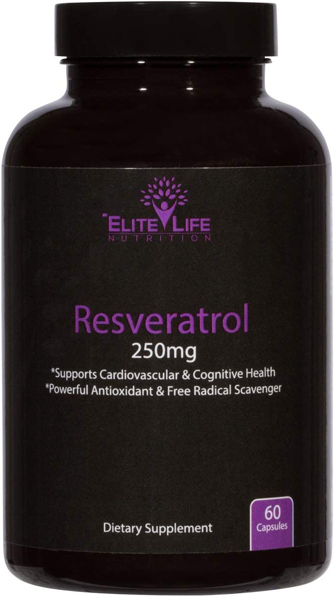 Pure Resveratrol 250mg - Great interest Antioxidant F Trans-Resveratrol Super Time sale