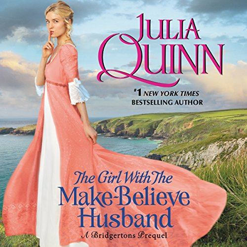 The Girl with the Make-Believe Husband audiobook cover art