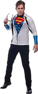 Rubie's Costume Co - Mens Photo Real Superman Costume Top