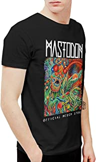 AlexisW Mastodon Once More Round The Sun Men's T-Shirt Black
