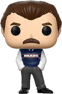 Funko POP NFL: Mike Ditka (entrenador de osos) Figura coleccionable