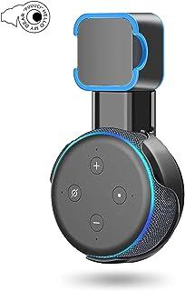 Echo Dot Soporte de montaje en pared, soporte de pared de salida, un accesorio que ahorra espacio para el altavoz intelige...