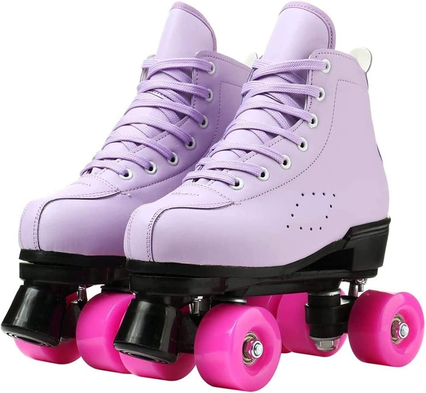 Recommendation Roller depot Skates for Women and Men High-to Leather PU