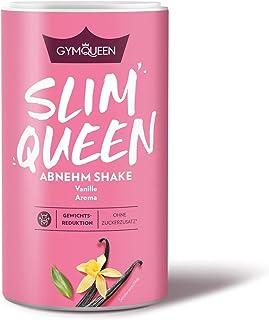 GymQueen Slim Queen Abnehm Shake 420g, Leckerer Diät-Shake zum einfachen Abnehmen,..