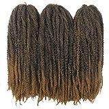Marley Hair For Twists For Faux Locs Cuban Twist...