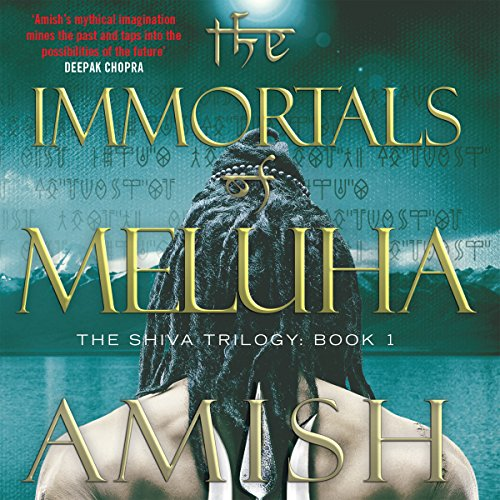 The Immortals of Meluha cover art