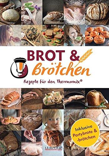 mixtipp: Brot und Brötchen – Rezepte für den Thermomix®