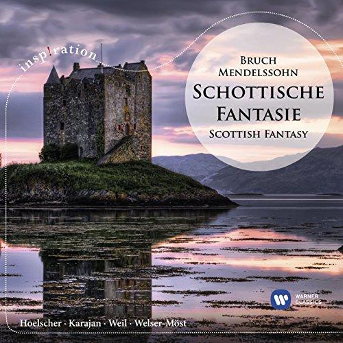 Schottische Fantasie Op. 46 · Für Violine Und Orchester (Fantasie Über Schottische Volkslieder): III. Andante Sostenuto