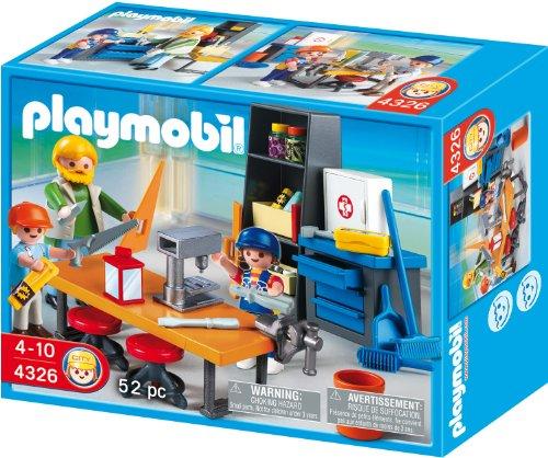 Playmobil 4326 - Werkunterricht